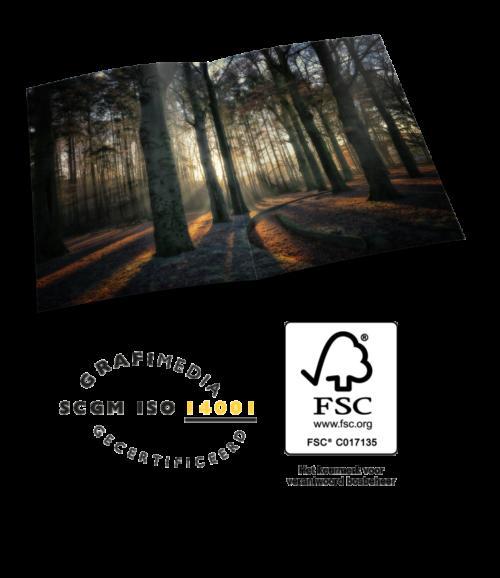 ISO Milieuzorg en FSC® certificaat de Toekomst